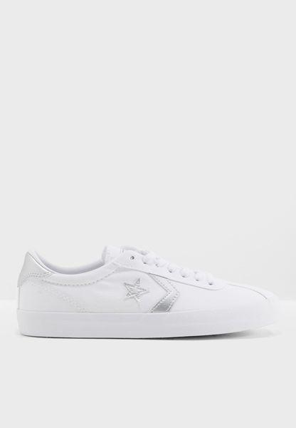 حذاء بريك بوينت: كانفاس + ميتاليك
