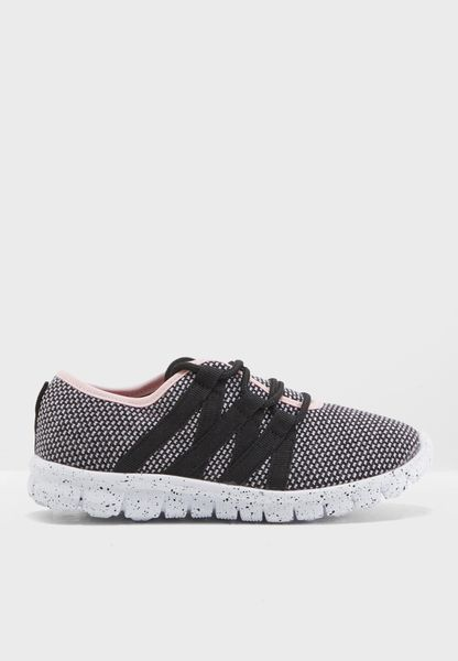 Youth Runner Slip On