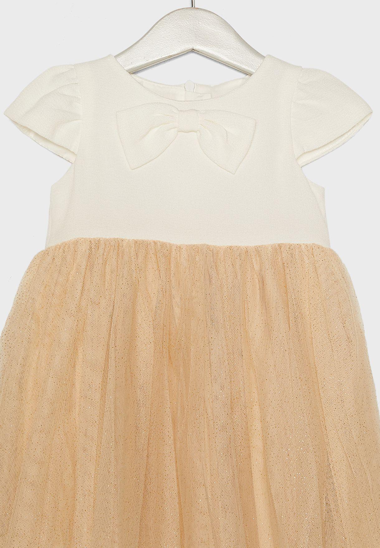Infant Mesh Dress