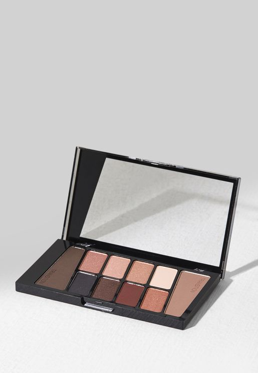 Icon 10 Pan Eye Shadow Palette