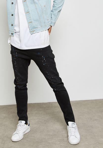 Vincent Skinny Fit Jeans