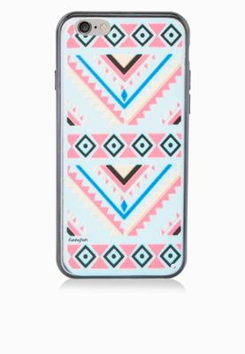 Funky Fish iPhone 6 Tribal Print Mobile Cover