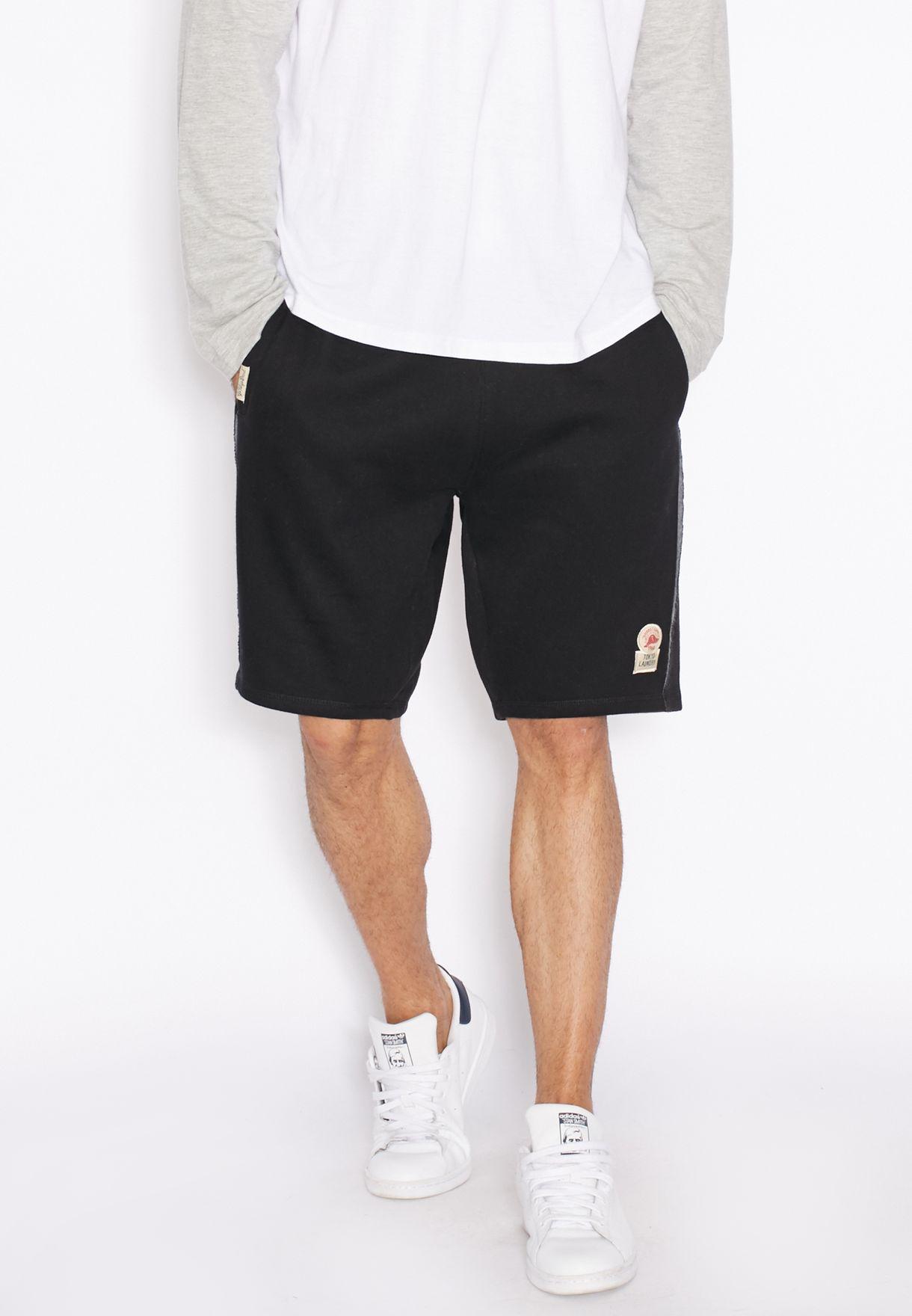 d53a3d2c78 Shop Tokyo laundry grey San Pablo Shorts for Men in Bahrain ...