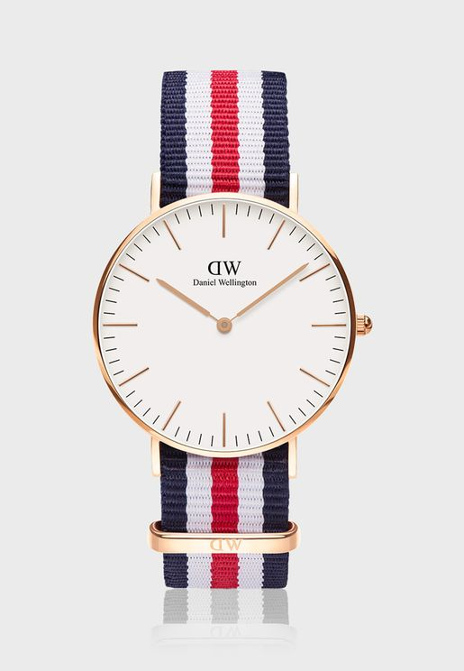 Classic Canterbury Watch 36mm