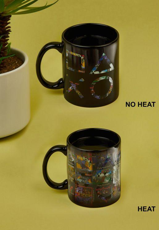 Playstation Heat Change Mug