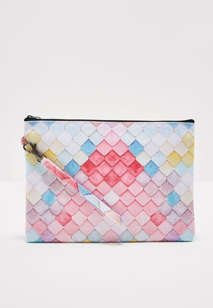 Mermaid Scale Pouch