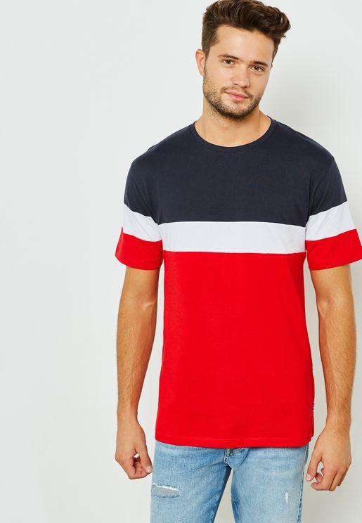 Bailey Colourblock T-Shirt