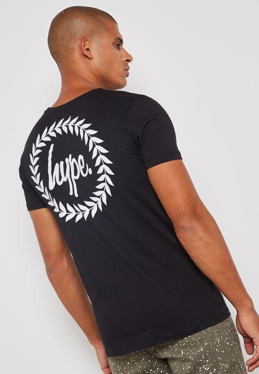 Back Crest T-Shirt
