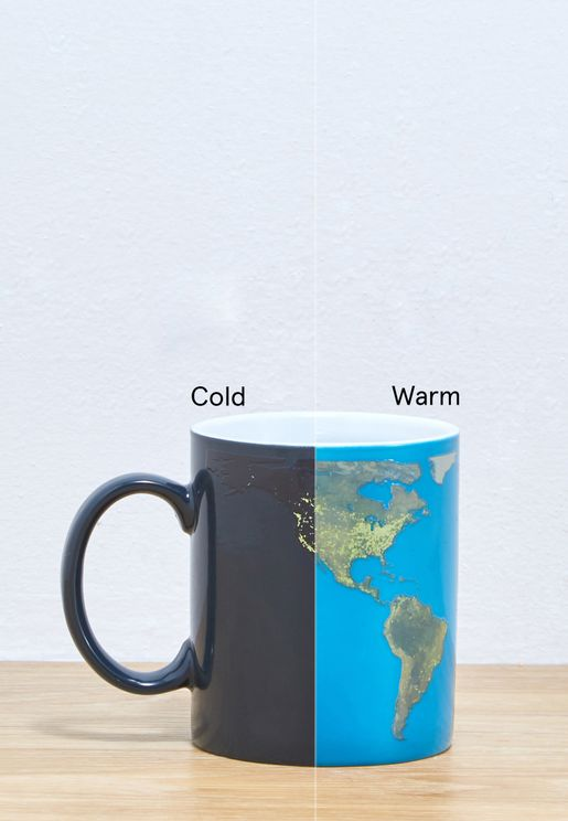 Day & Night Heat Change Mug
