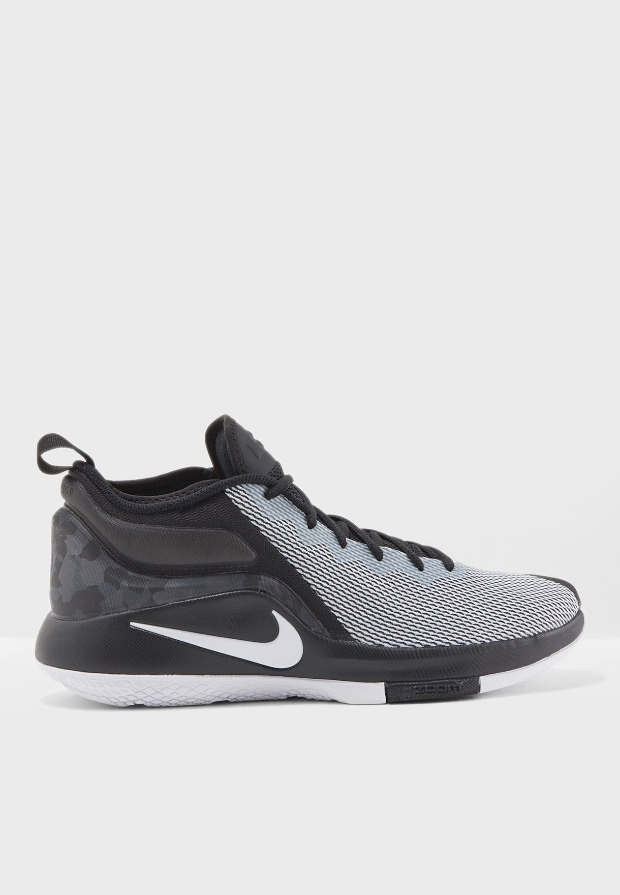 3ff5716608bd Shop Nike black LeBron Witness II 942518-011 for Men in UAE - NI727SH75ZSM