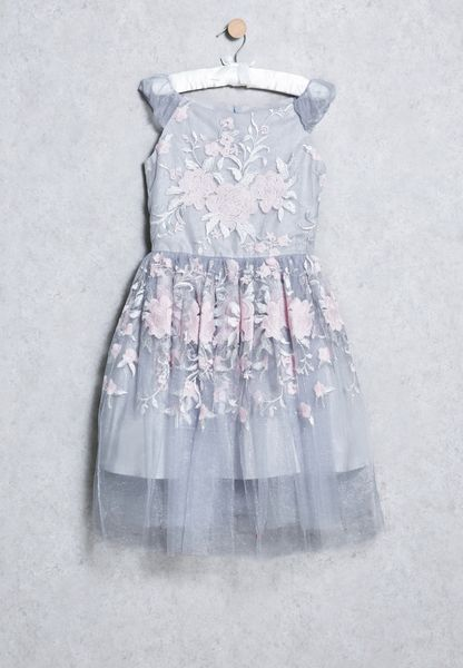 Youth Scattered Dress