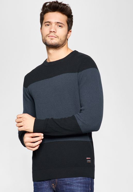 Verner Knitted Sweater
