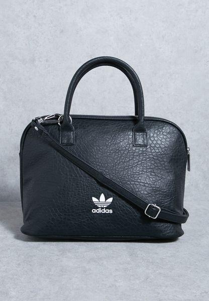 Shop adidas Originals black Classic Bowling Bag BQ1529 for Women in  Globally - AD478AC75OIM
