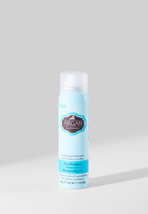 Argan Dry Shampoo - Travel Size 75ml