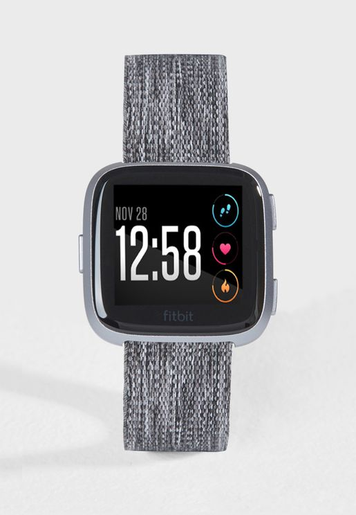 Versa Special Edition Charcoal