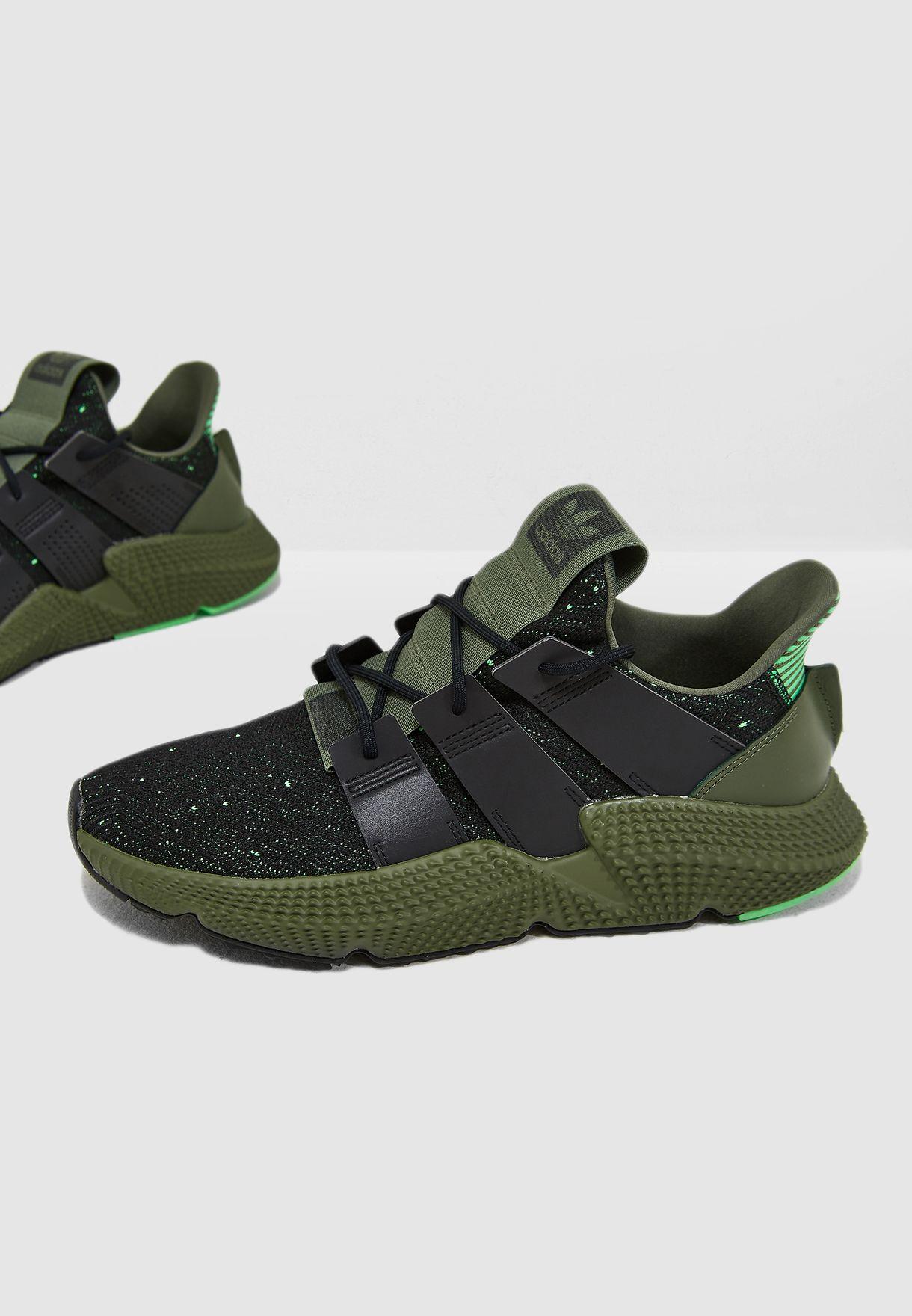 Buy adidas Originals green Prophere for