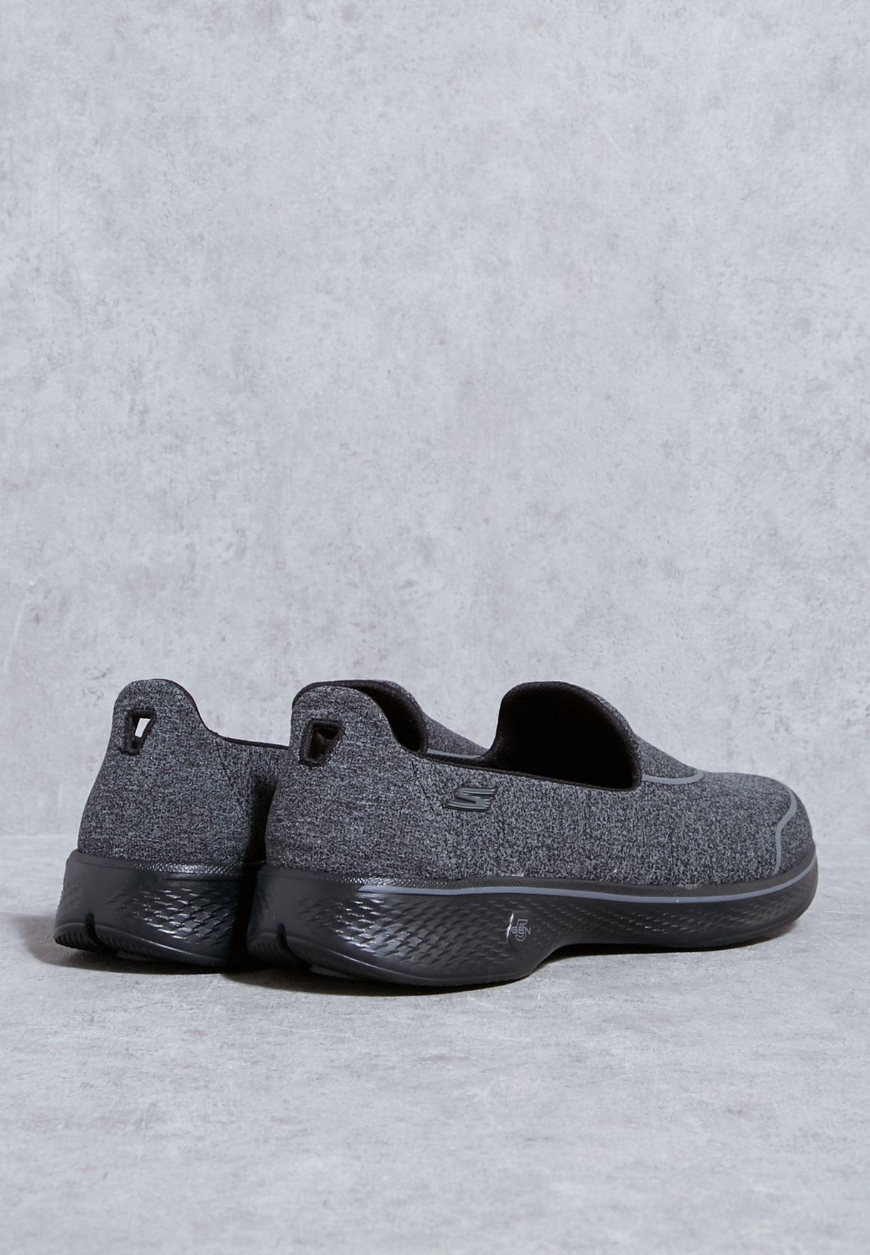 1d3816ea66ac Shop Skechers multicolor Go Walk 4 Comfort Shoes 14161-BBK for Women ...