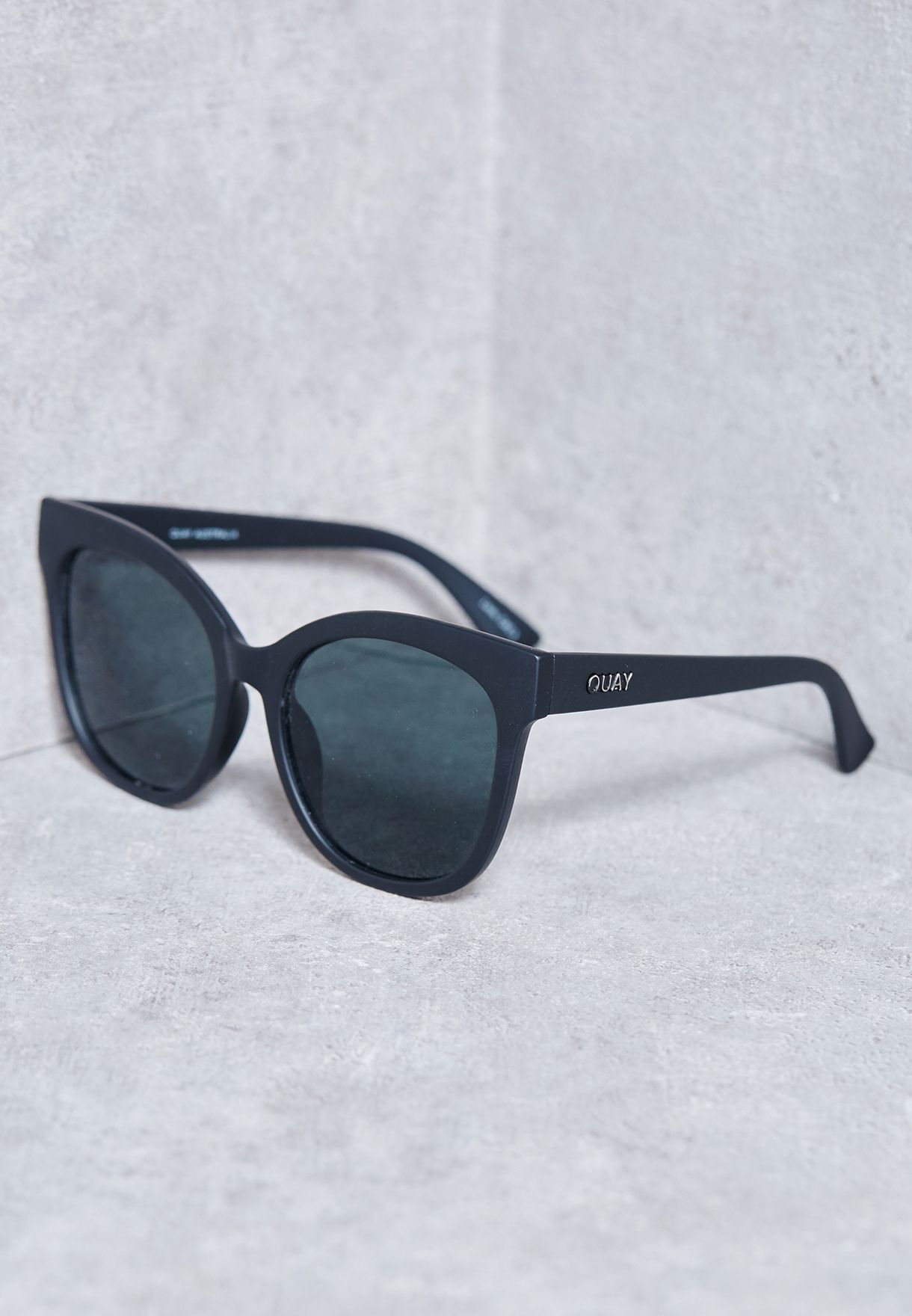 19eb134654 Shop Quay Australia black It  39 s My Way Sunglasses QW-000144-BLK ...