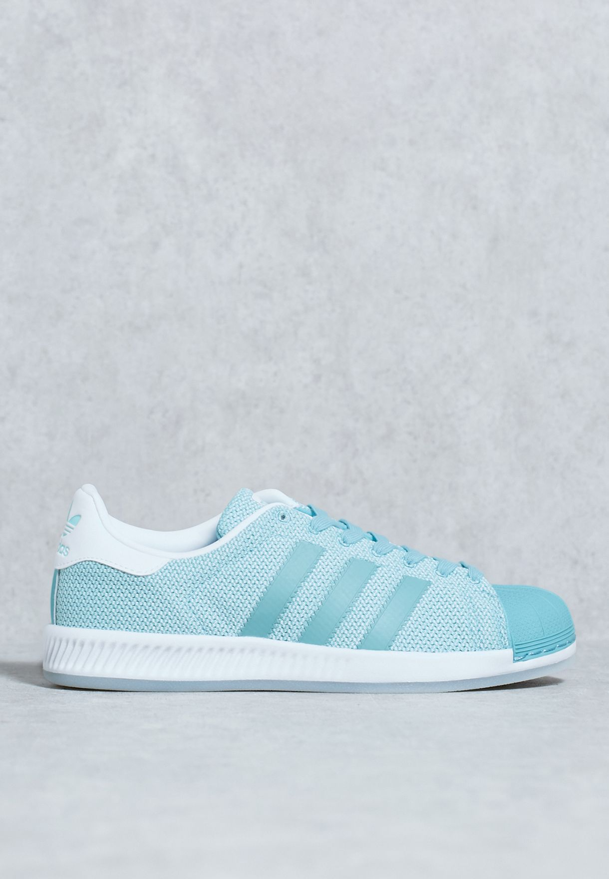 2621cb4b5ee59 Shop adidas Originals blue Superstar Bounce BB2294 for Women in UAE ...