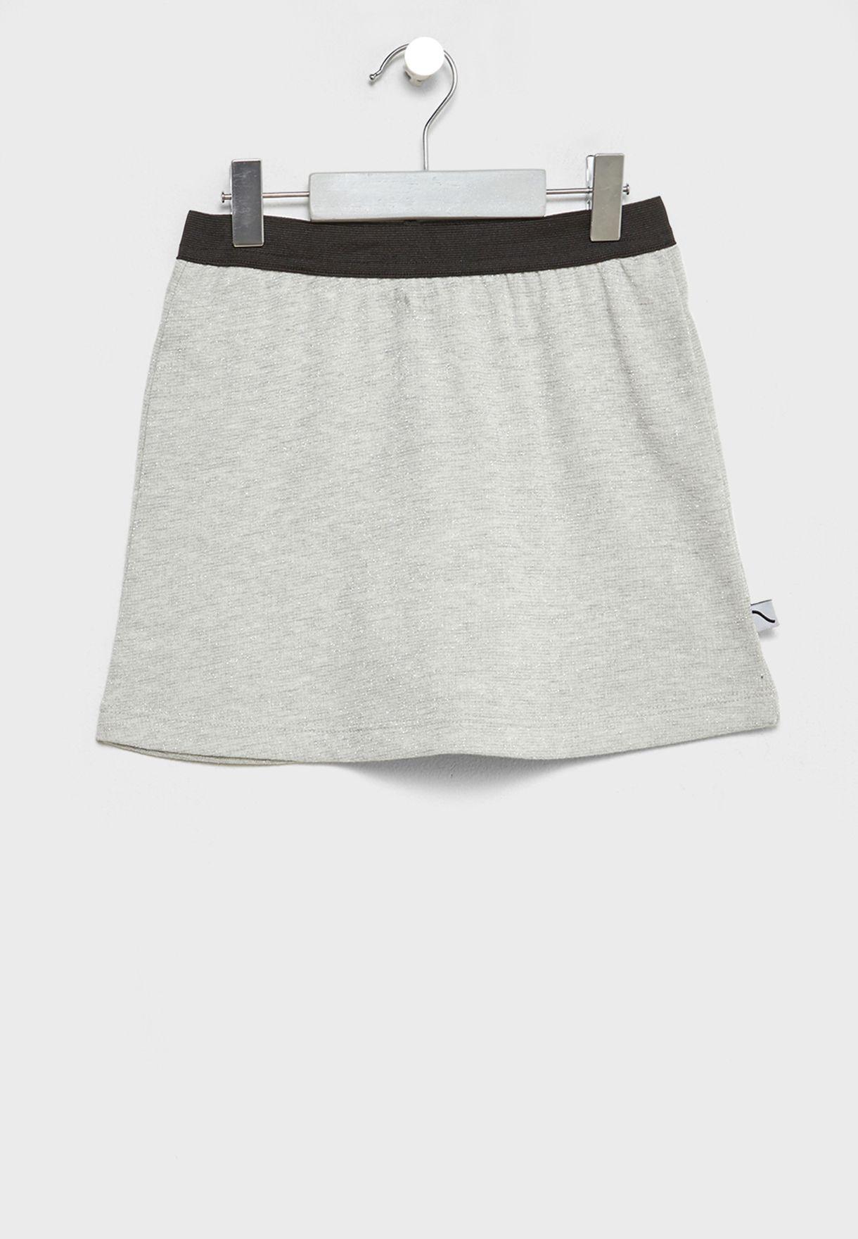 Little A Line Skirt