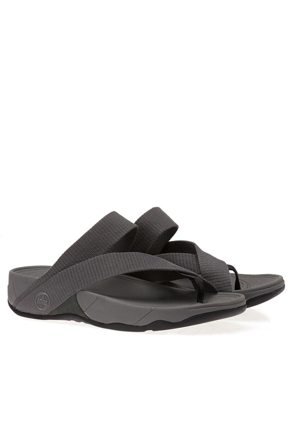 8be53f440 Shop Fitflop grey Sling M Sandals for Men in UAE - FI008SH75FTW