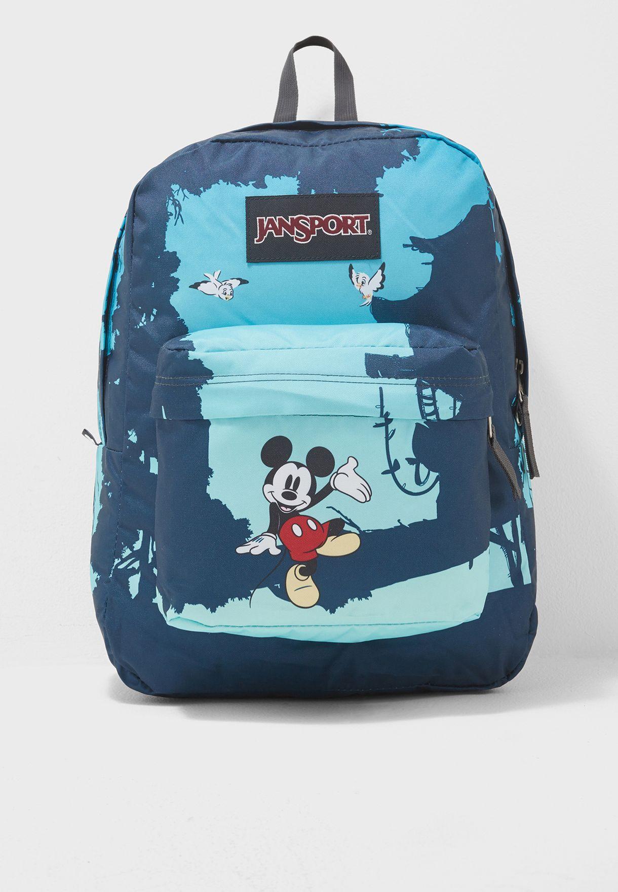 0112e28a6 Shop Jansport prints Kids Disney High Stakes Backpack JS0A3BB238G ...