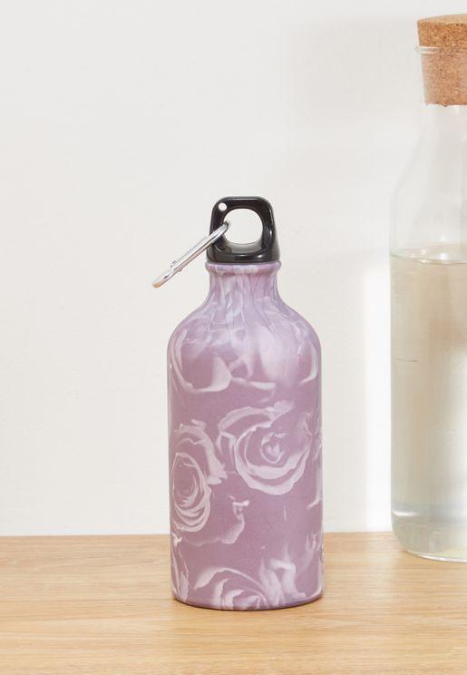 زجاجة مطبعة