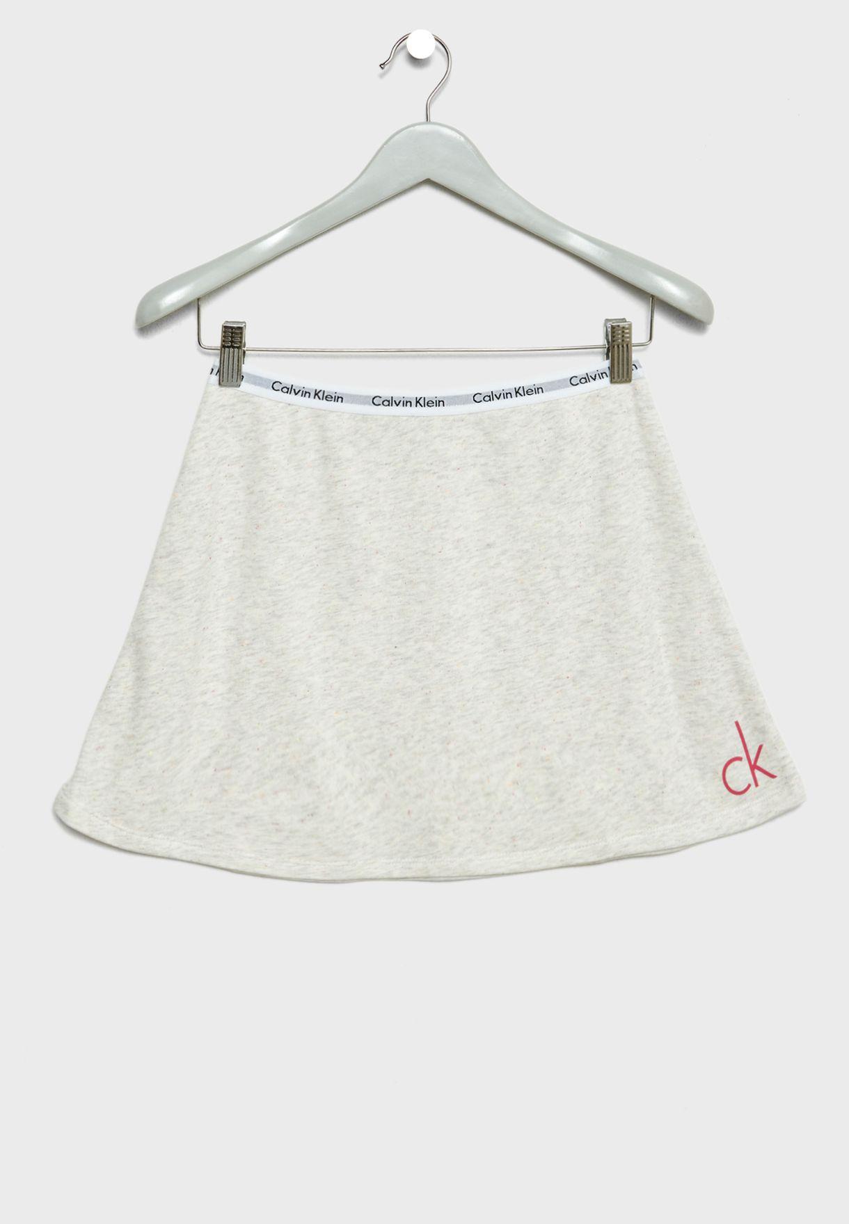 Teen Logo Skirt