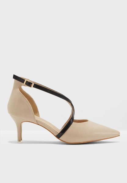 Allesia Heeled Pumps