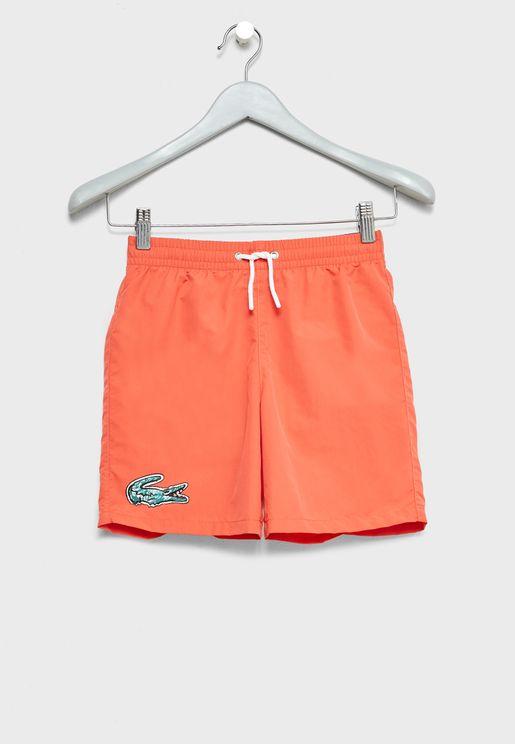 Little Logo Swim Shorts
