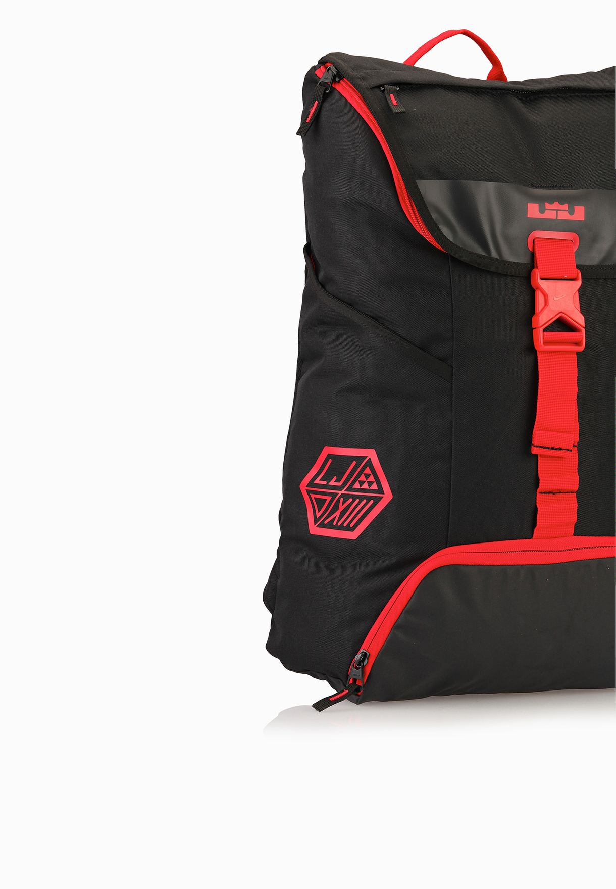 939a62829dda Shop Nike black Lebron Ambassador Backpack BA5111-010 for Men in UAE ...