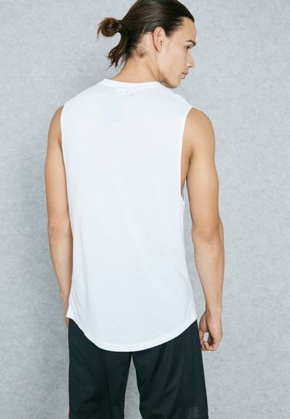 Under Armour. Threadborne Muscle Vest