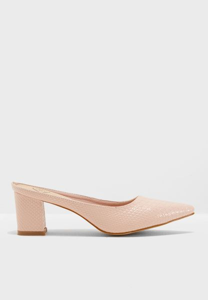 Adline Heeled Pumps