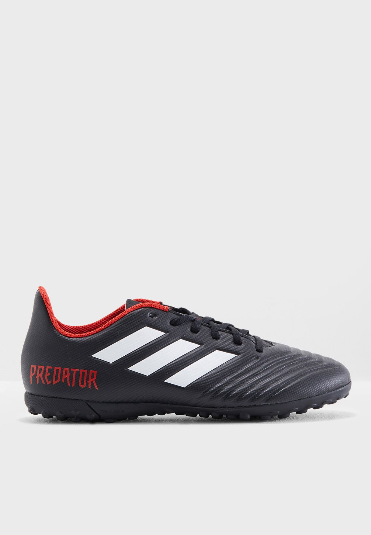 Shop adidas black Predator Tango 18.4 TF DB2143 for Men in UAE ... 4307fa84b8910