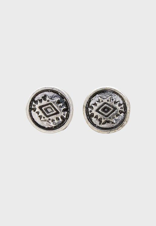 Mayan Earrings