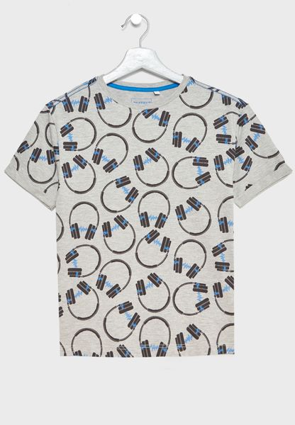 Teen Printed T-Shirt