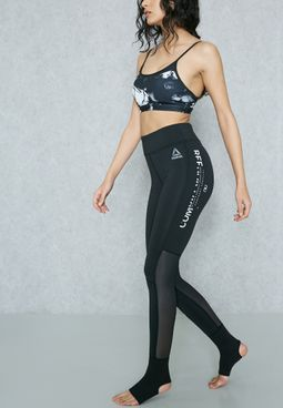 Combat Ankle Lock Tights