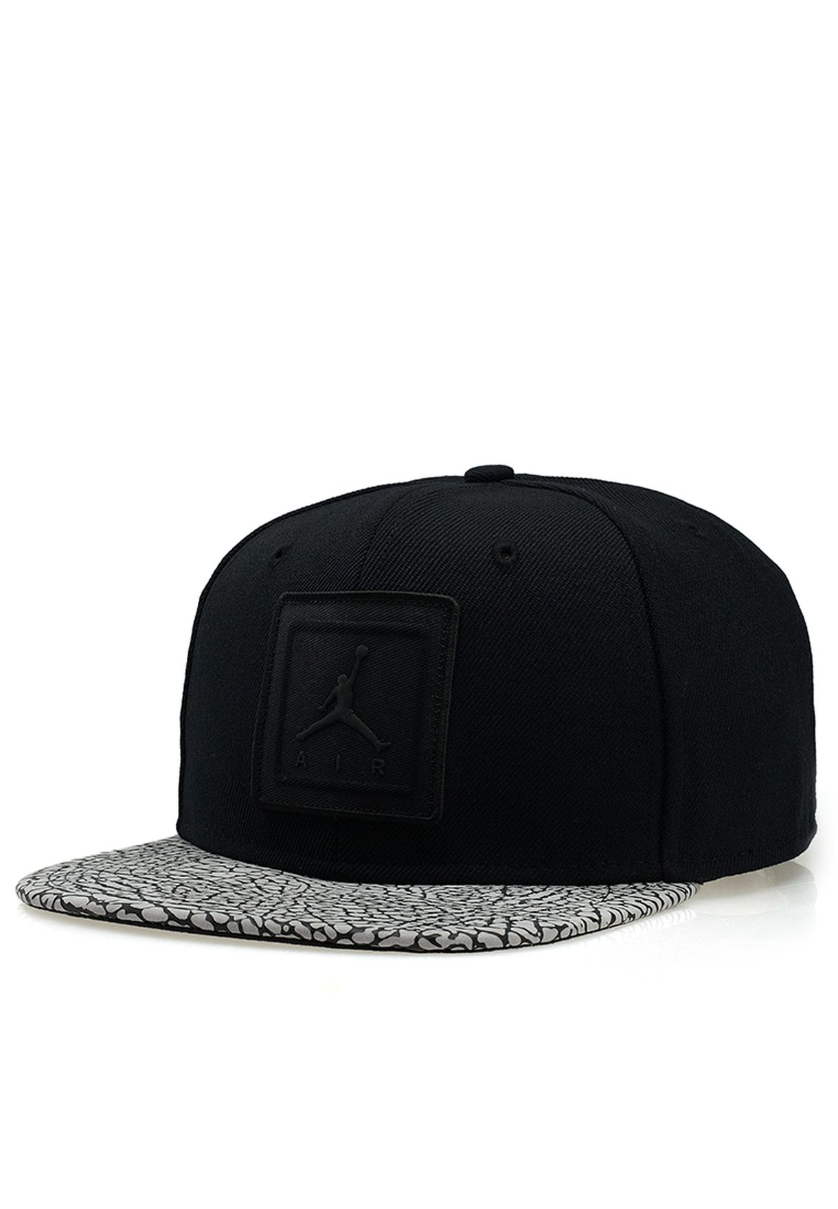 Shop Nike black Jordan Jumpman Air Cap NKAP589016-010 for Men in ... f151941204d