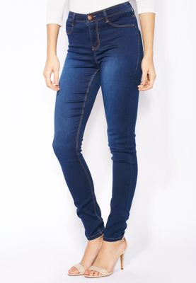 Dorothy Perkins Indigo Frankie Skinny Jeans