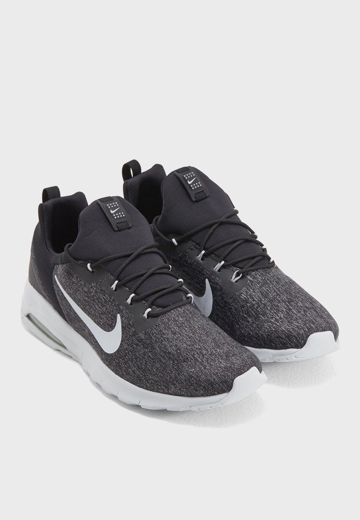 d65dcb459f7 Shop Nike black Air Max Motion Racer 916771-004 for Men in UAE ...