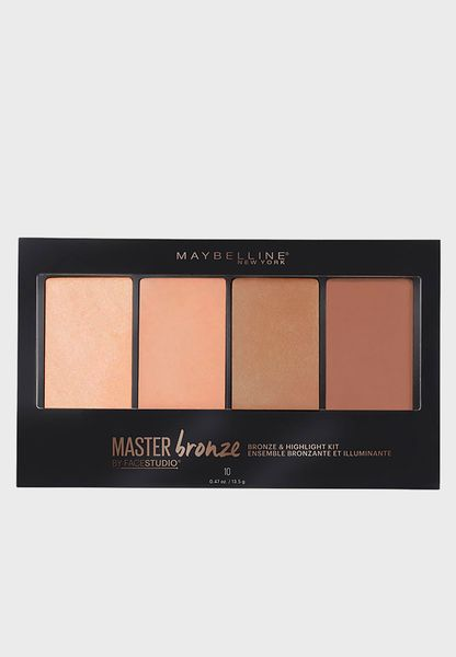 Master Bronze Color + Highlight Kit