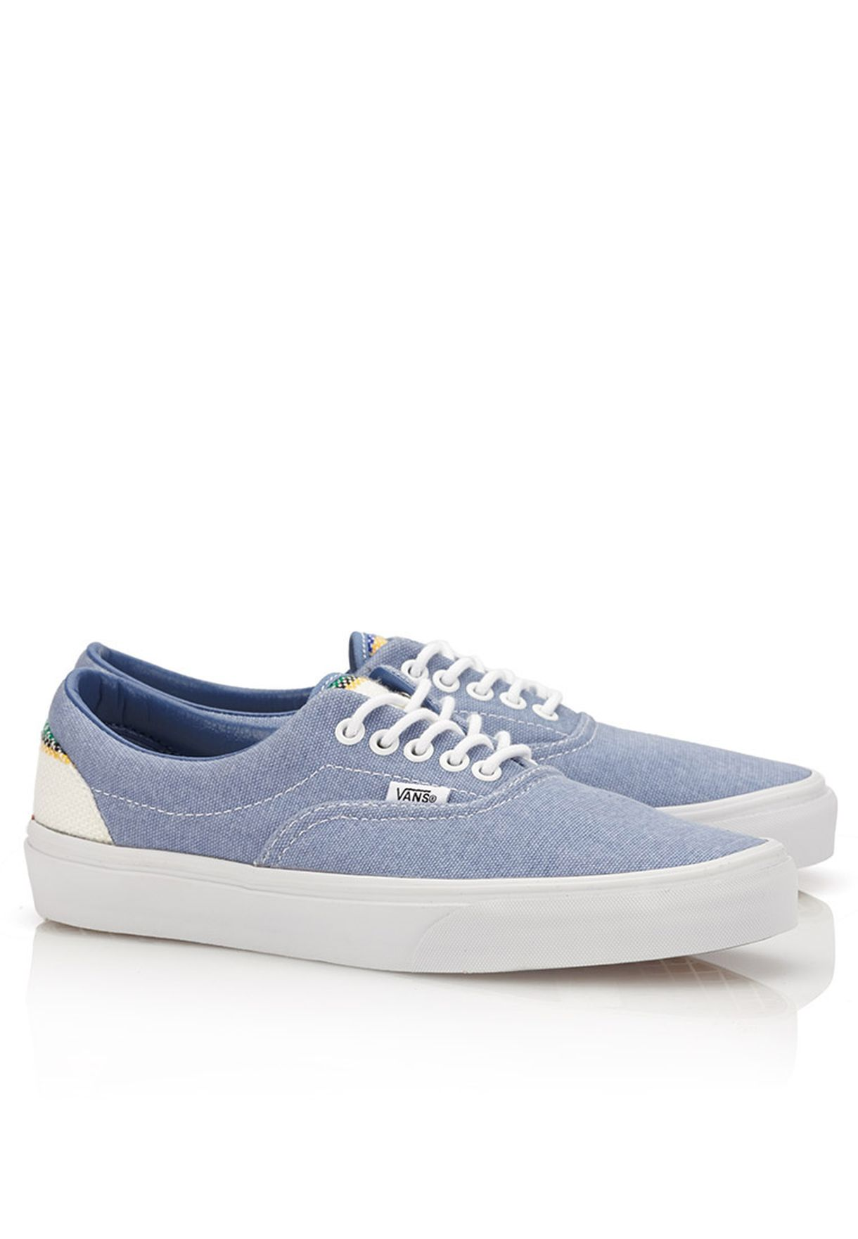 87e1706db1 Shop Vans blue Era Baja Sneakers for Women in Saudi - VA088SH65QEK