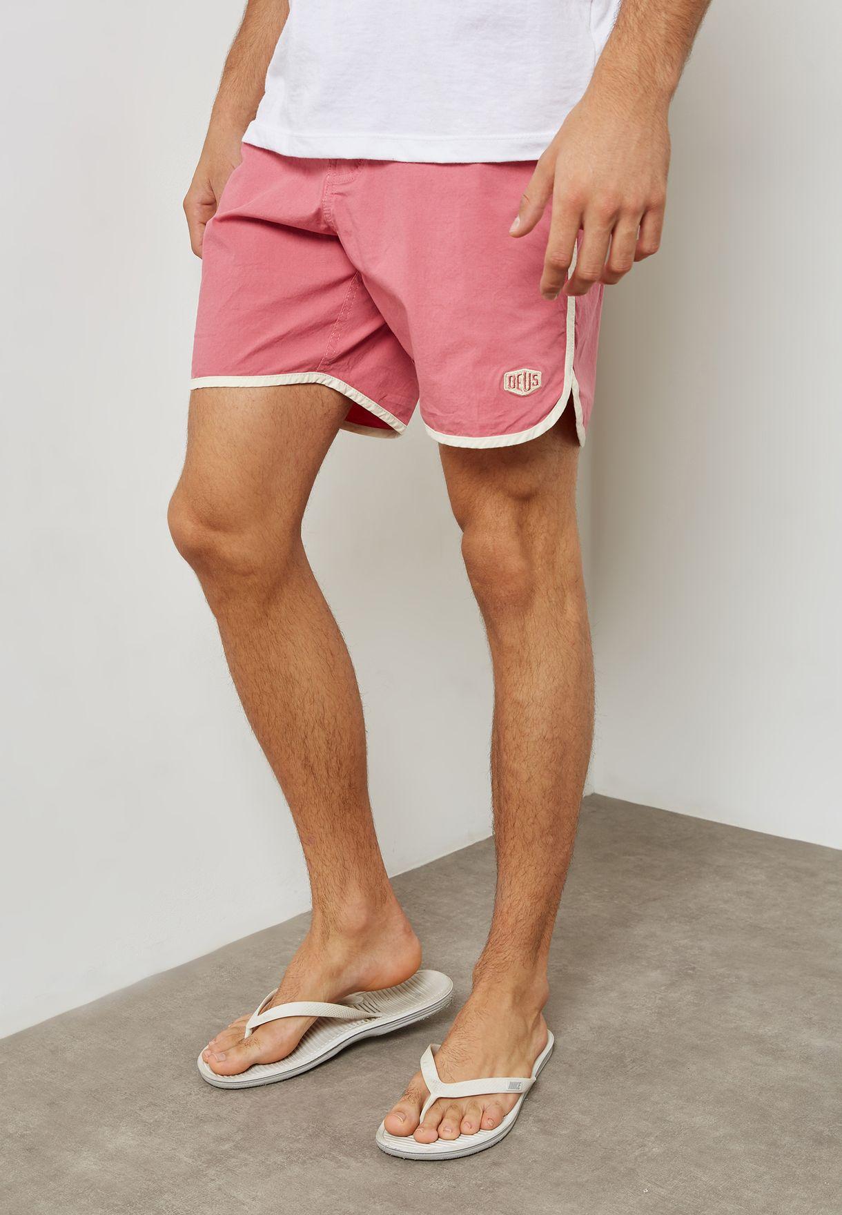 Scallop Shorts