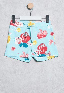 Kids Florel Shorts