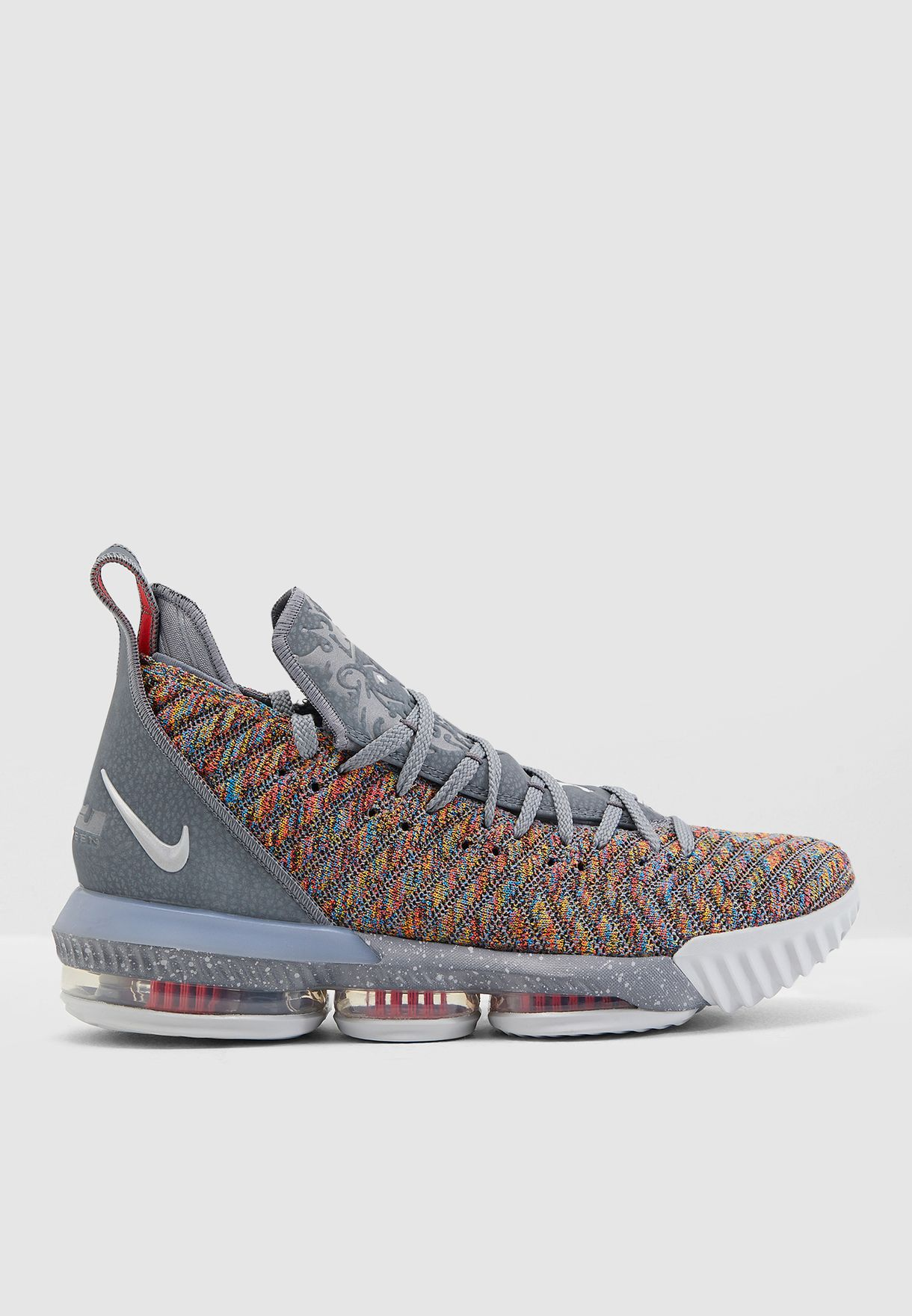 sale retailer 40849 138f0 Shop Nike multicolor Lebron 16 BQ5969-900 for Men in Qatar ...