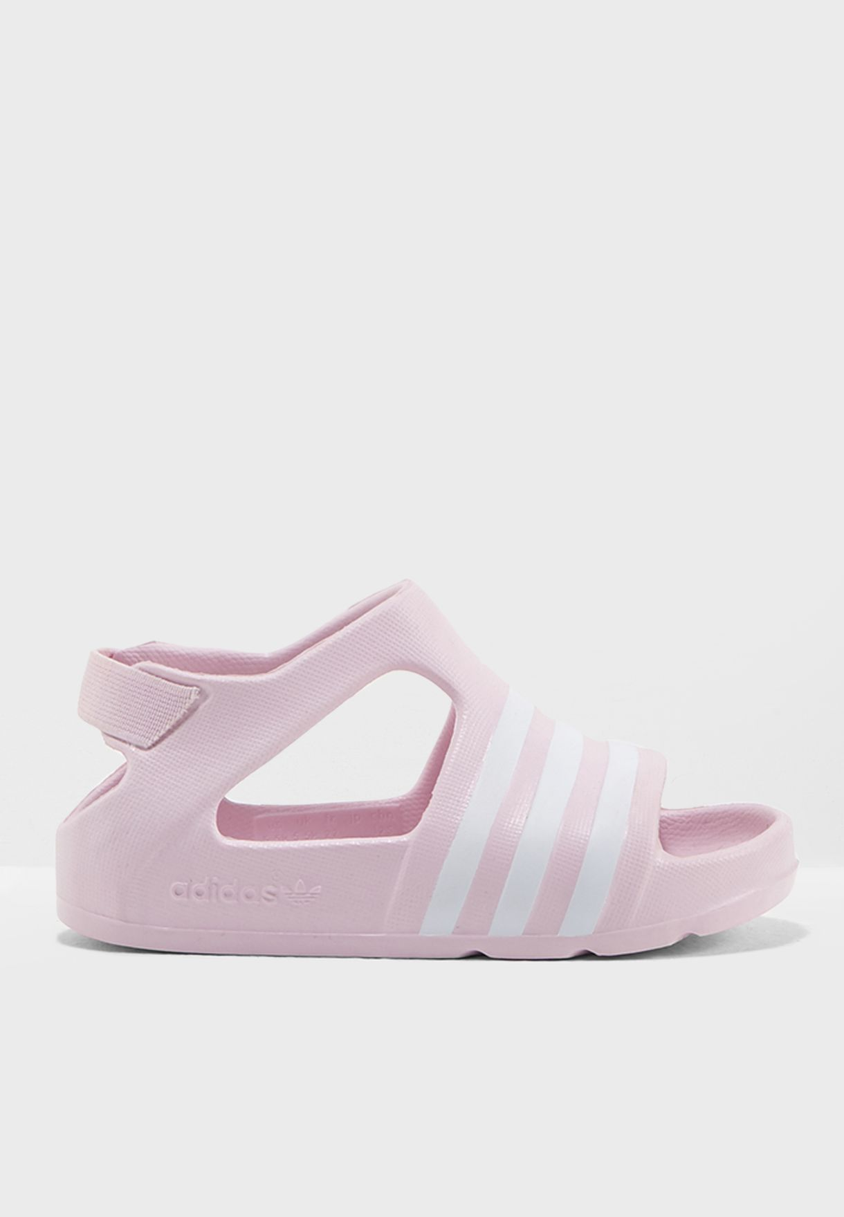 84596dd6630810 Shop adidas Originals pink Adilette Play Infant CQ2884 for Kids in ...