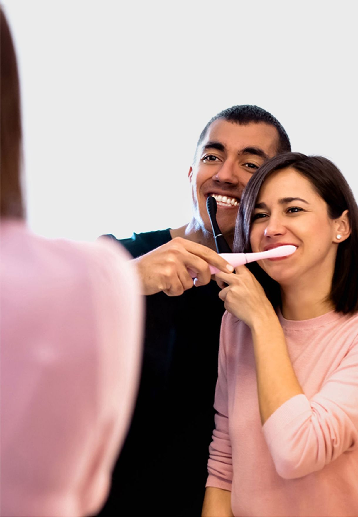 ISSA 2 Electric Sonic Toothbrush - Pearl Pink