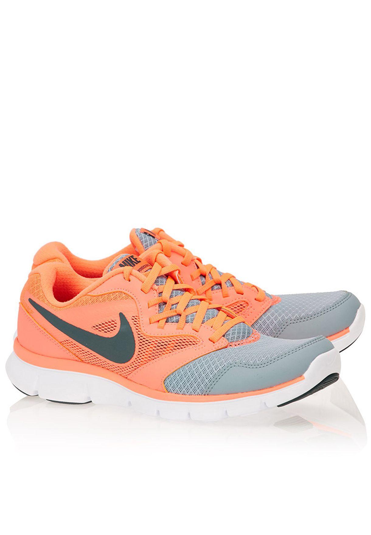 reputable site f6e86 6723a Shop Nike multicolor Flex Experience Run 3 MSL 652858-017 for Women ...