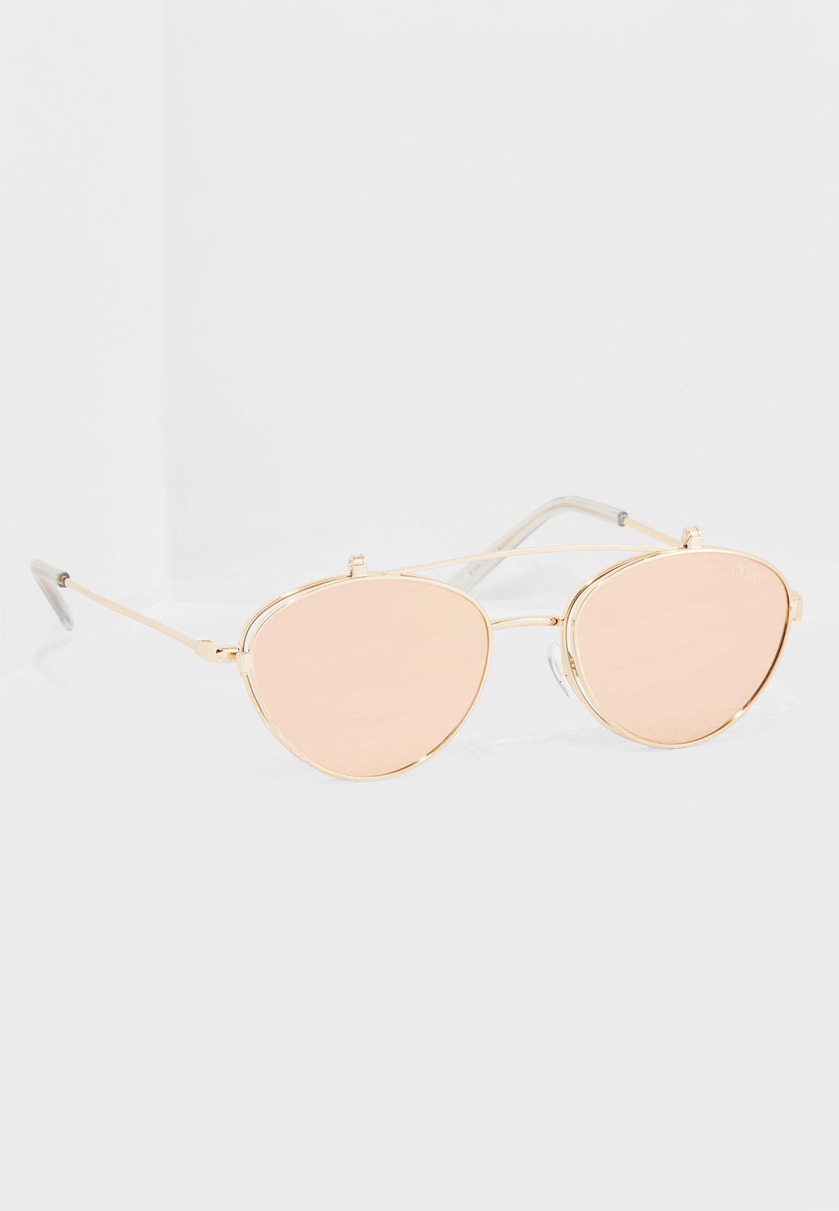 نظارات شمسية أفياتور من مجموعة إيلا فيرجسون