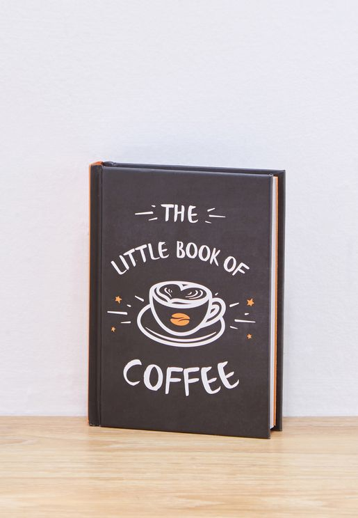 "كتاب ""The Little Book of Coffee"""